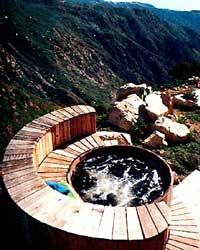 История на японската баня