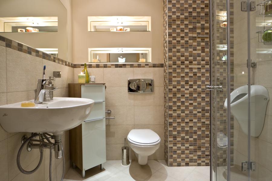 Преустройство на баня за малко пари