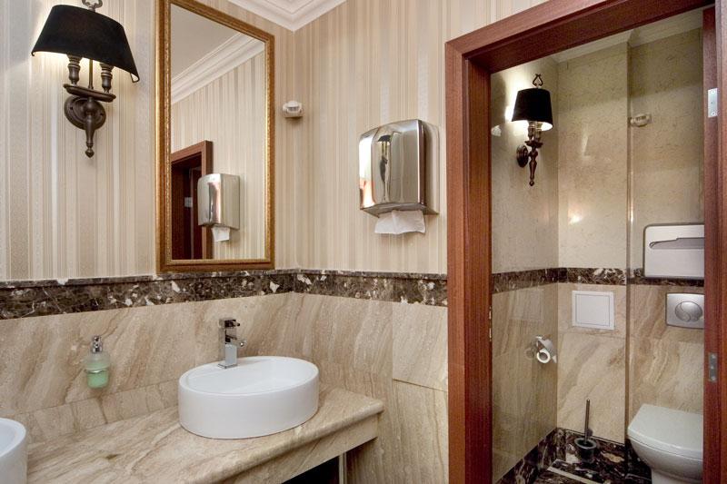 Огледало с мивка - варианти