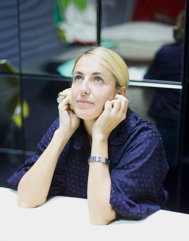 Патриция Уркиола, архитект и дизайнер