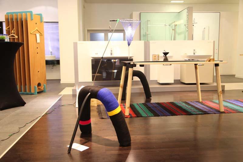 дизайнери от Черга на Sofia Design Week в Експо Баня София