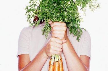 Маска за коса с моркови