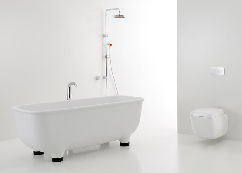 Колекция за баня на Marc Newson