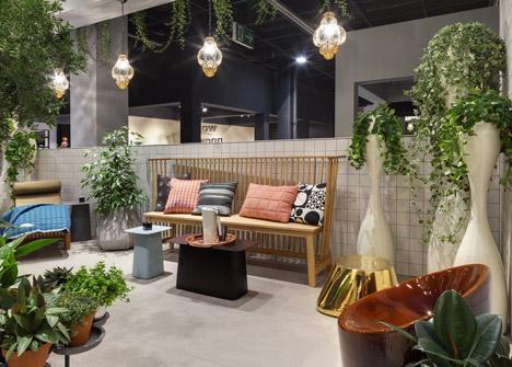 Проект за интериор Das-Haus на Luca-Nichetto