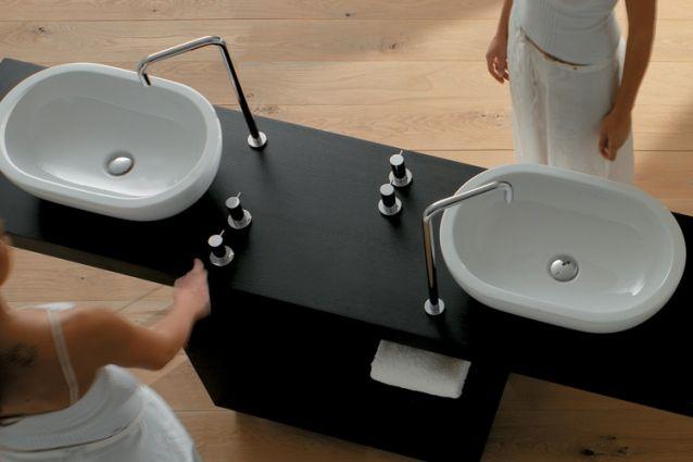 Мивка за баня от Clobo Ceramica