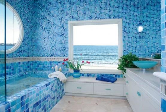 Декорация на баня