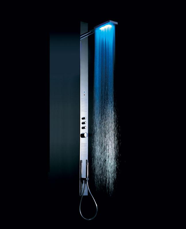 Хроматичен душ на Acquazzurra
