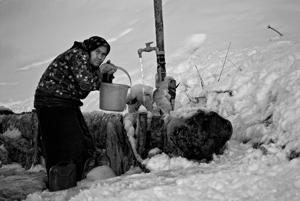 Жива вода, Александър Иванов