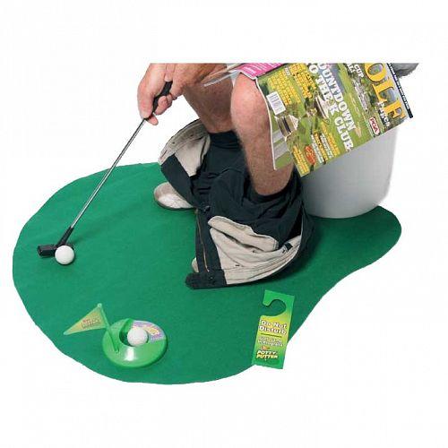 toilet-golf-set