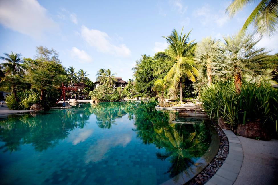 Бутиков спа хотел в Тайланд на остров Пукет
