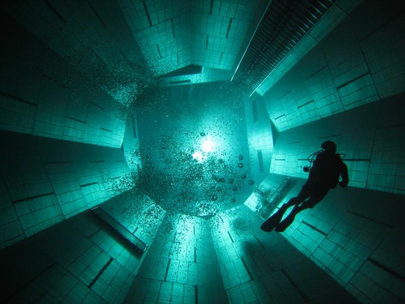 Дълбоки басейни