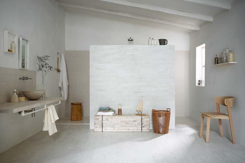 Дизайнерски плочки и гранитогрес за баня