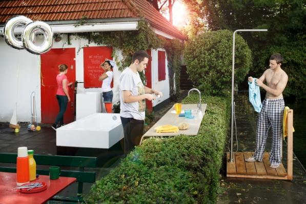 Новини за банята от изложението ISH, Франкфурт