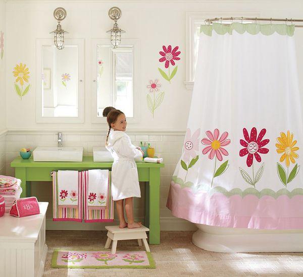 интериор на детска баня